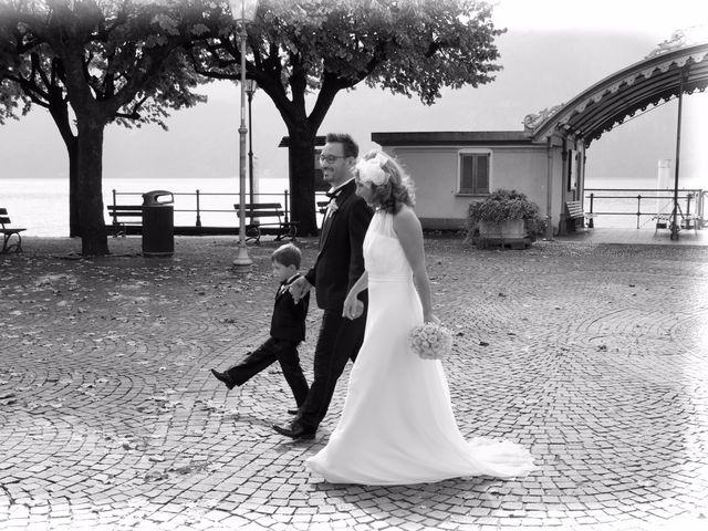 Il matrimonio di Luca e Paola a Mandello del Lario, Lecco 42