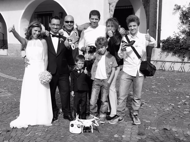 Il matrimonio di Luca e Paola a Mandello del Lario, Lecco 43