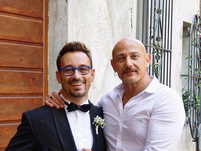 Il matrimonio di Luca e Paola a Mandello del Lario, Lecco 48