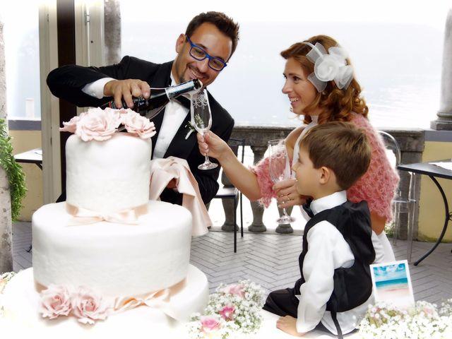 Il matrimonio di Luca e Paola a Mandello del Lario, Lecco 56
