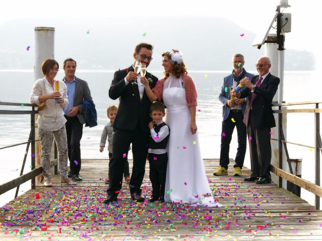 Il matrimonio di Luca e Paola a Mandello del Lario, Lecco 59
