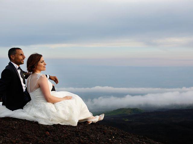 le nozze di Agata e Nunzio