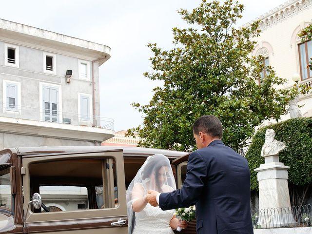 Il matrimonio di Nunzio e Agata a Zafferana Etnea, Catania 16