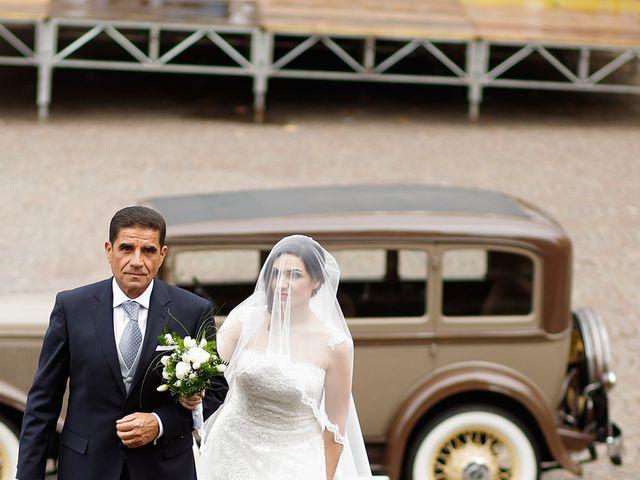 Il matrimonio di Nunzio e Agata a Zafferana Etnea, Catania 18