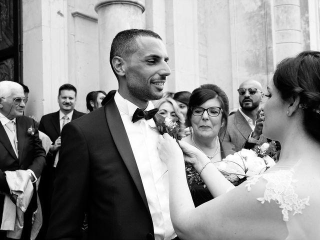Il matrimonio di Nunzio e Agata a Zafferana Etnea, Catania 19