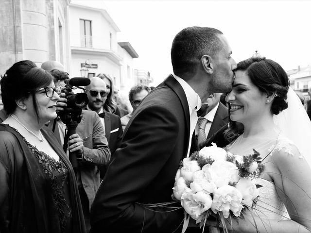 Il matrimonio di Nunzio e Agata a Zafferana Etnea, Catania 20