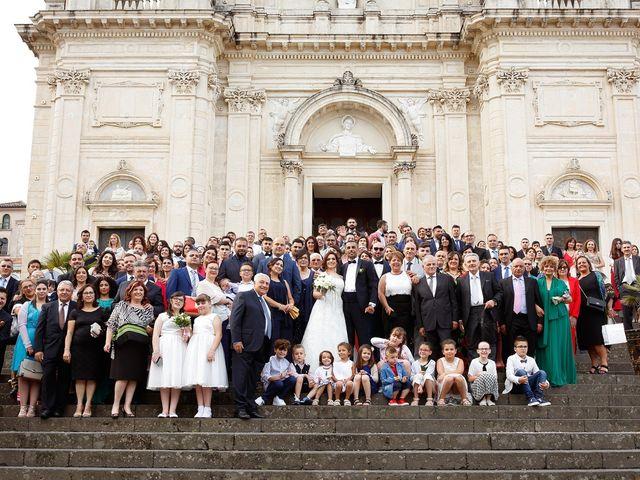 Il matrimonio di Nunzio e Agata a Zafferana Etnea, Catania 25