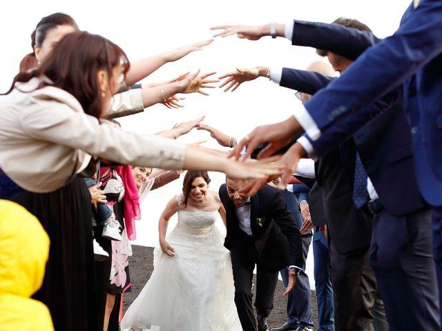 Il matrimonio di Nunzio e Agata a Zafferana Etnea, Catania 31