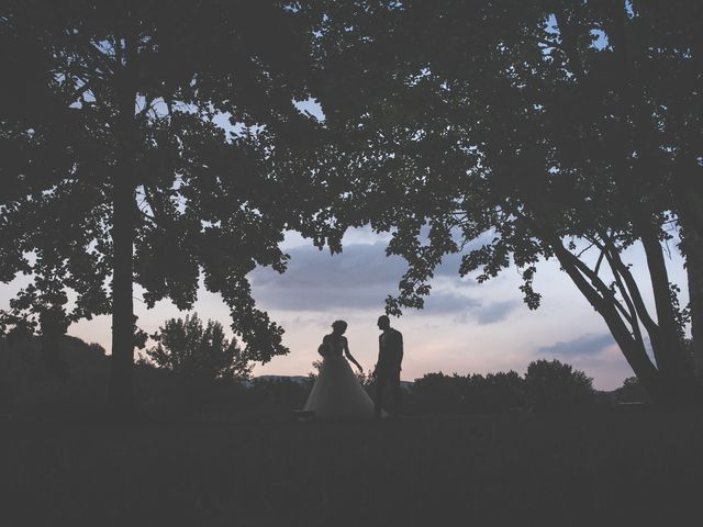 le nozze di Viola e Alessandro
