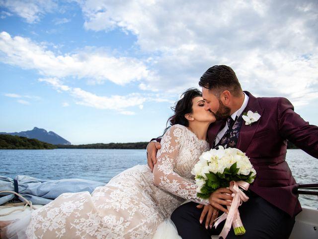 le nozze di Teresa e Manuel
