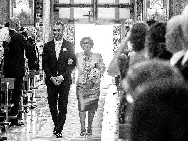 Il matrimonio di Orazio e Sara a Trecastagni, Catania 16
