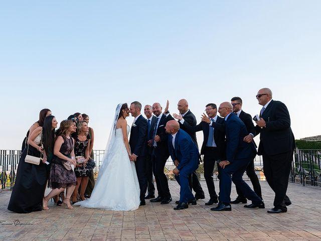 Il matrimonio di Orazio e Sara a Trecastagni, Catania 19