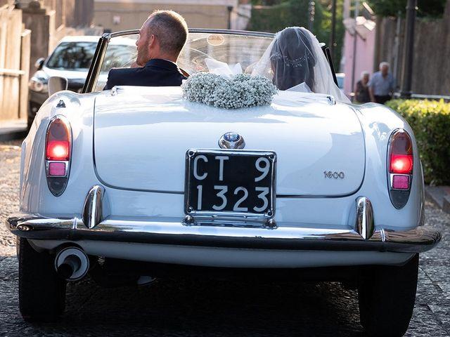 Il matrimonio di Orazio e Sara a Trecastagni, Catania 22