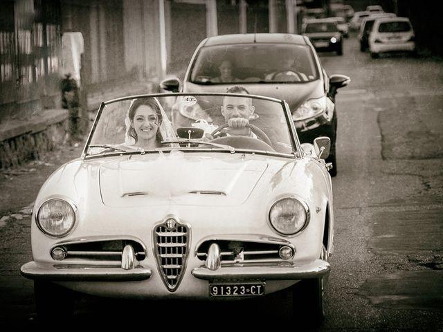 Il matrimonio di Orazio e Sara a Trecastagni, Catania 23