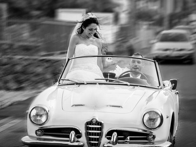 Il matrimonio di Orazio e Sara a Trecastagni, Catania 24