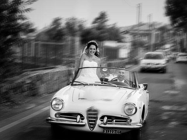 Il matrimonio di Orazio e Sara a Trecastagni, Catania 25