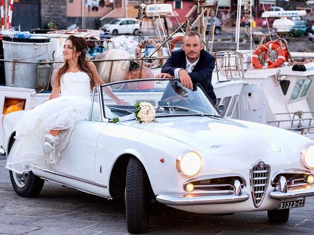 Il matrimonio di Orazio e Sara a Trecastagni, Catania 28