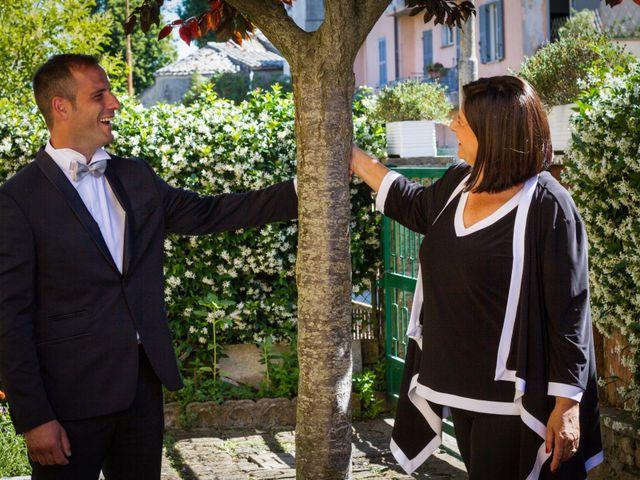 Il matrimonio di Walter e Anna a Tuscania, Viterbo 10