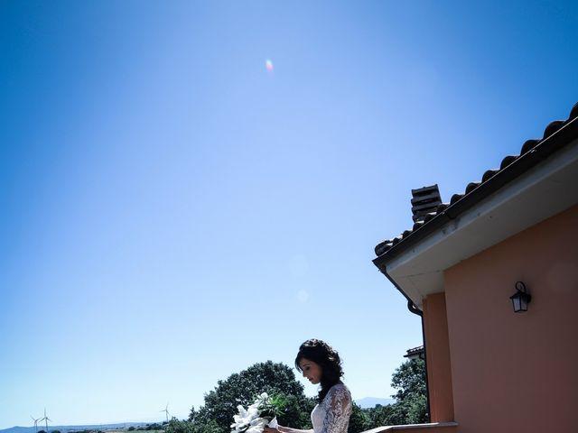 Il matrimonio di Walter e Anna a Tuscania, Viterbo 23