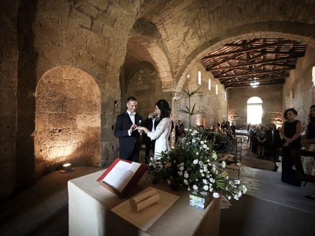 Il matrimonio di Walter e Anna a Tuscania, Viterbo 29