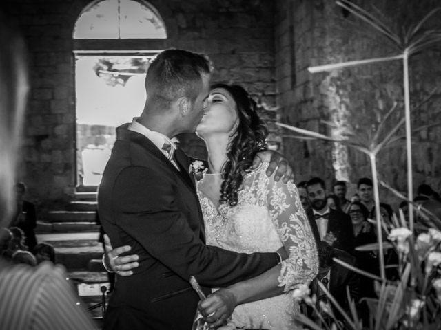 Il matrimonio di Walter e Anna a Tuscania, Viterbo 30