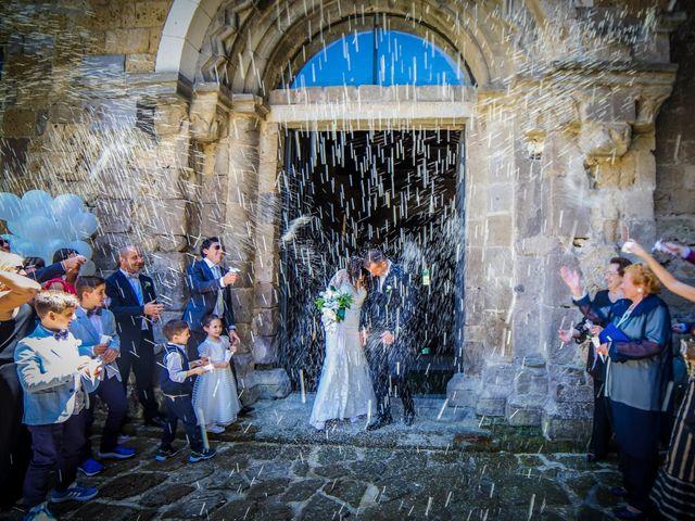 Il matrimonio di Walter e Anna a Tuscania, Viterbo 31