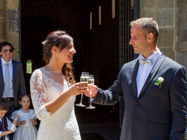 Il matrimonio di Walter e Anna a Tuscania, Viterbo 32