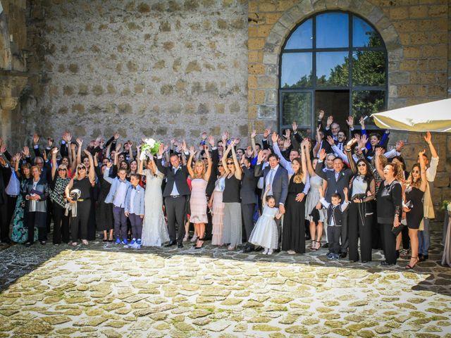 Il matrimonio di Walter e Anna a Tuscania, Viterbo 34
