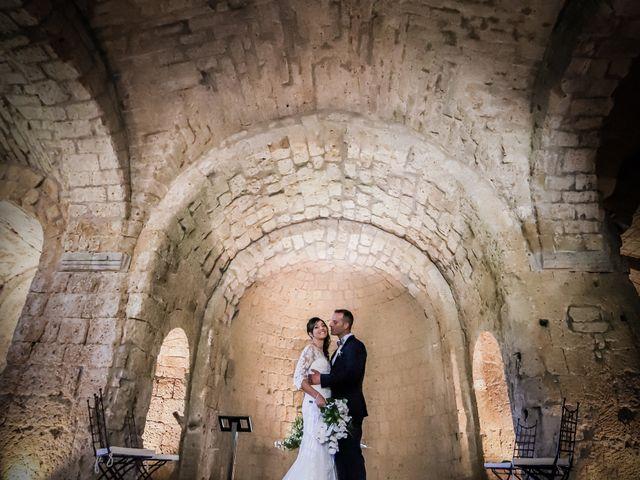 Il matrimonio di Walter e Anna a Tuscania, Viterbo 35