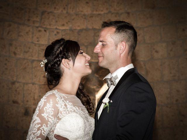 Il matrimonio di Walter e Anna a Tuscania, Viterbo 36