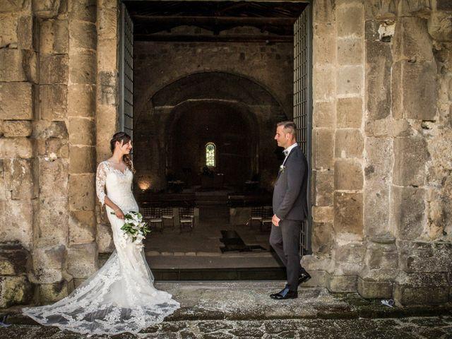 Il matrimonio di Walter e Anna a Tuscania, Viterbo 1