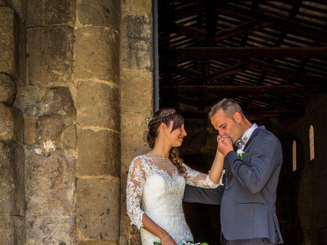 Il matrimonio di Walter e Anna a Tuscania, Viterbo 38