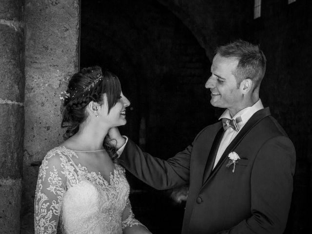 Il matrimonio di Walter e Anna a Tuscania, Viterbo 39