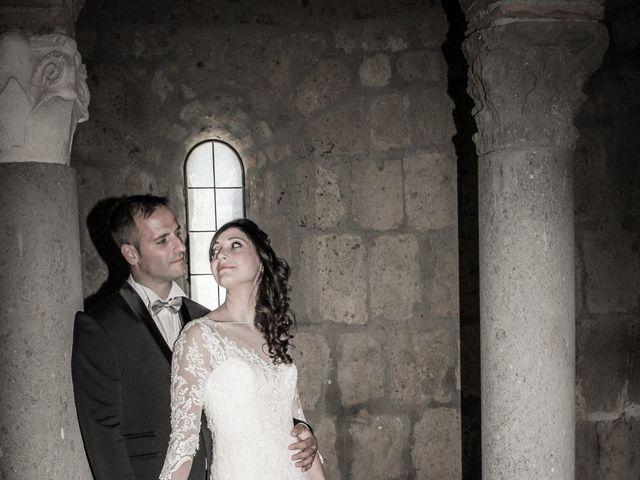 Il matrimonio di Walter e Anna a Tuscania, Viterbo 40