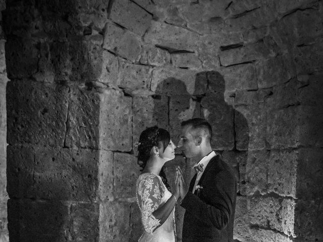 Il matrimonio di Walter e Anna a Tuscania, Viterbo 41
