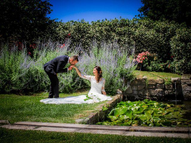 Il matrimonio di Walter e Anna a Tuscania, Viterbo 43