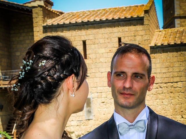 Il matrimonio di Walter e Anna a Tuscania, Viterbo 45