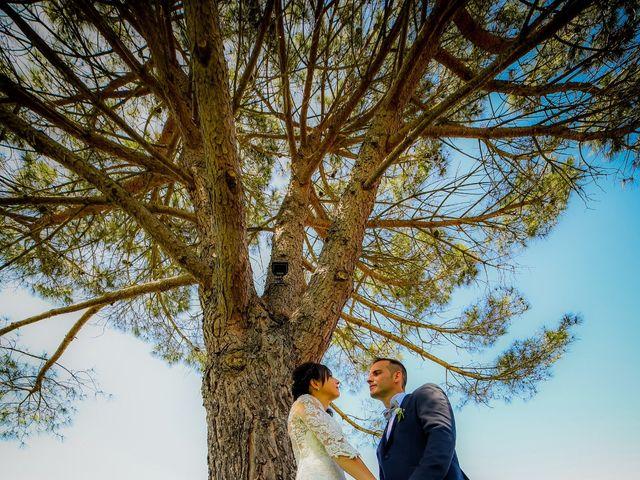 Il matrimonio di Walter e Anna a Tuscania, Viterbo 46