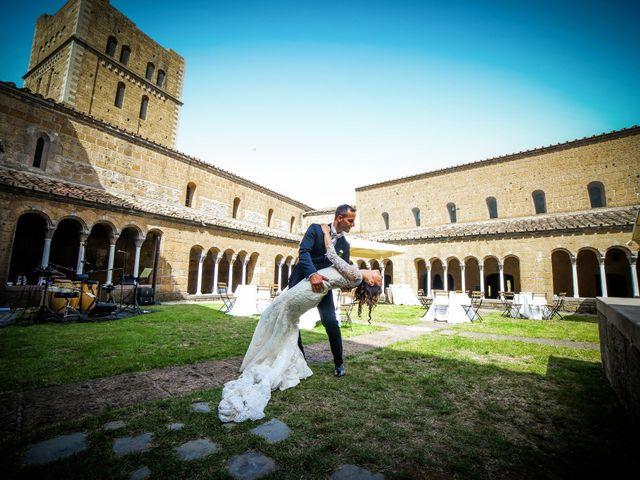 Il matrimonio di Walter e Anna a Tuscania, Viterbo 2