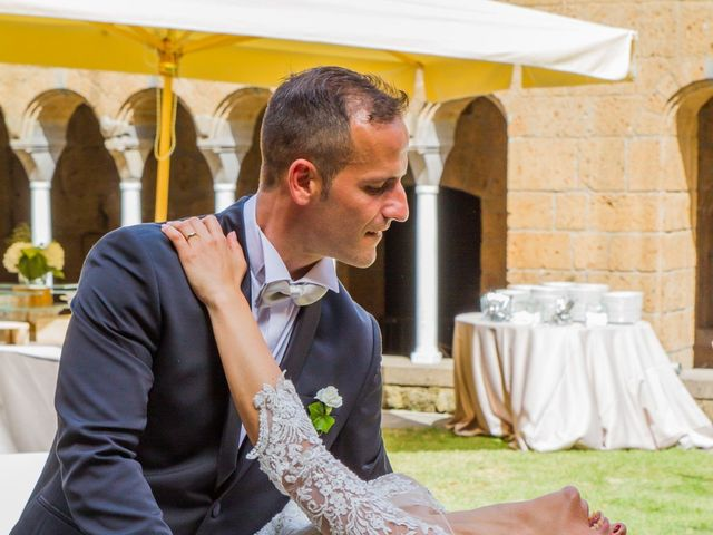 Il matrimonio di Walter e Anna a Tuscania, Viterbo 47