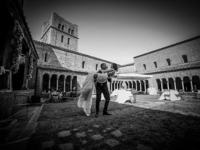 Il matrimonio di Walter e Anna a Tuscania, Viterbo 48