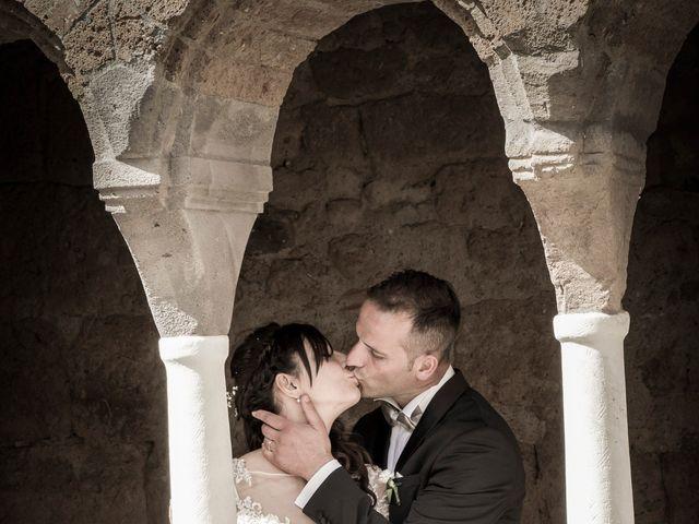 Il matrimonio di Walter e Anna a Tuscania, Viterbo 49
