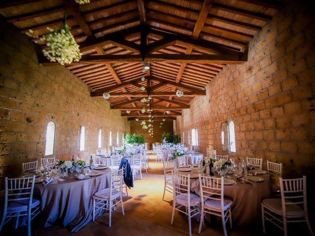 Il matrimonio di Walter e Anna a Tuscania, Viterbo 51