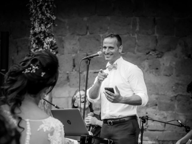 Il matrimonio di Walter e Anna a Tuscania, Viterbo 54