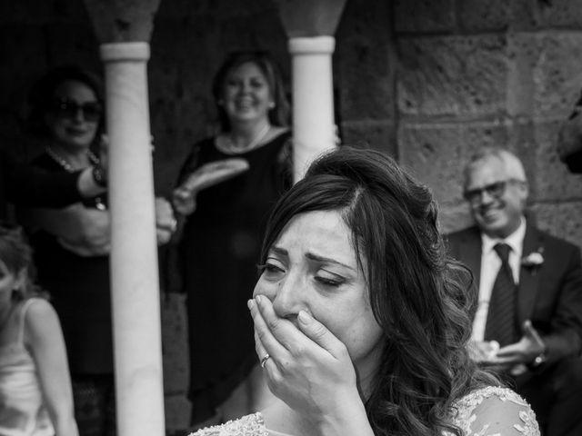 Il matrimonio di Walter e Anna a Tuscania, Viterbo 55