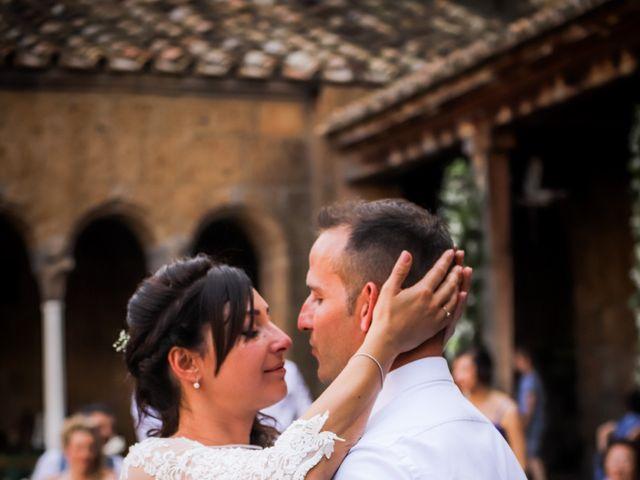 Il matrimonio di Walter e Anna a Tuscania, Viterbo 56