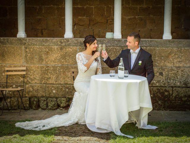 Il matrimonio di Walter e Anna a Tuscania, Viterbo 59