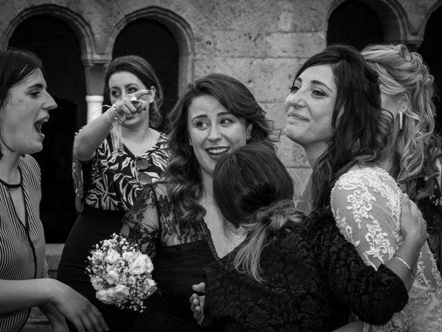 Il matrimonio di Walter e Anna a Tuscania, Viterbo 62
