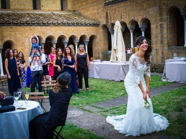 Il matrimonio di Walter e Anna a Tuscania, Viterbo 63
