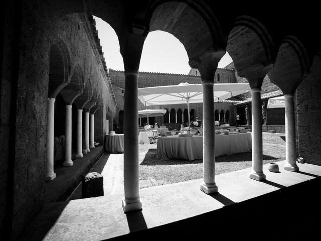 Il matrimonio di Walter e Anna a Tuscania, Viterbo 67